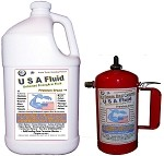 USA Fluid Bulk Canister and Gallon Combo Special